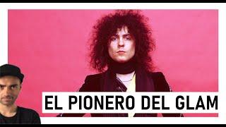 EL PIONERO DEL GLAM: MARC BOLAN Y T REX