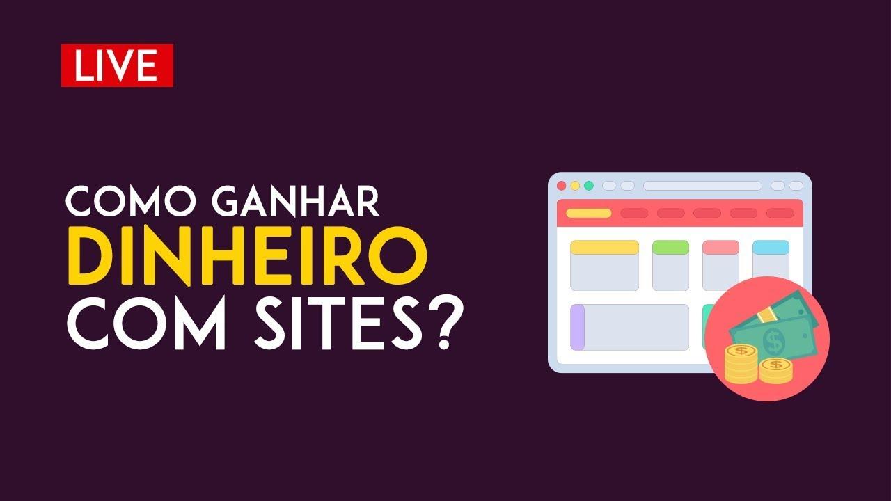 como ganhar dinheiro criando um website