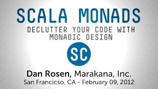 Scala Monads: Declutter Your Code With Monadic Design