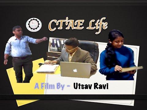 CTAE Life - Award Winning Hindi Short Film (2014)