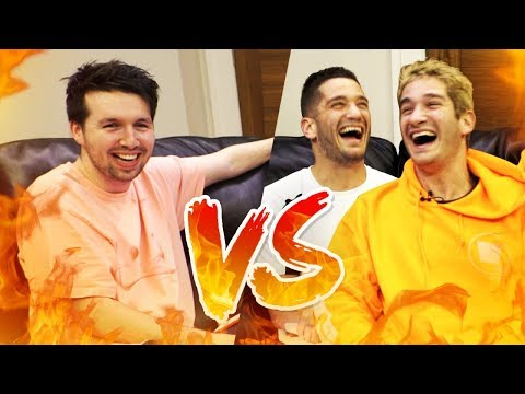 INSULTS MATCH vs RackaRacka