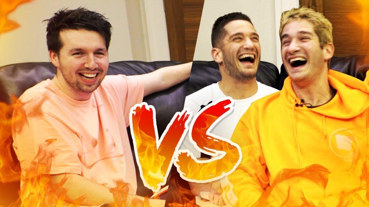 INSULTS MATCH vs RackaRacka