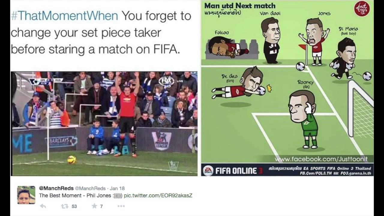 Best tweets memes from the premier league weekend 17 01 15 youtube
