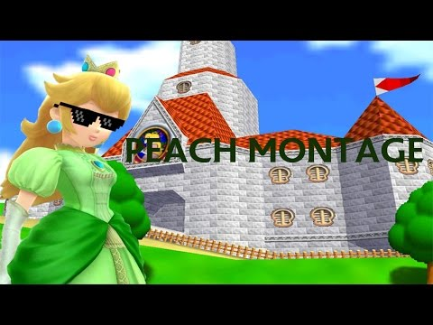 "A Peach Combo Video ""Outside the Castle's Walls"" By 420PeachIt"