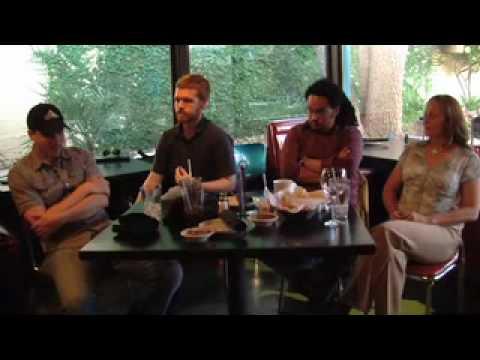 Film Composer Panel (1 of 3) - Austin Film Meet