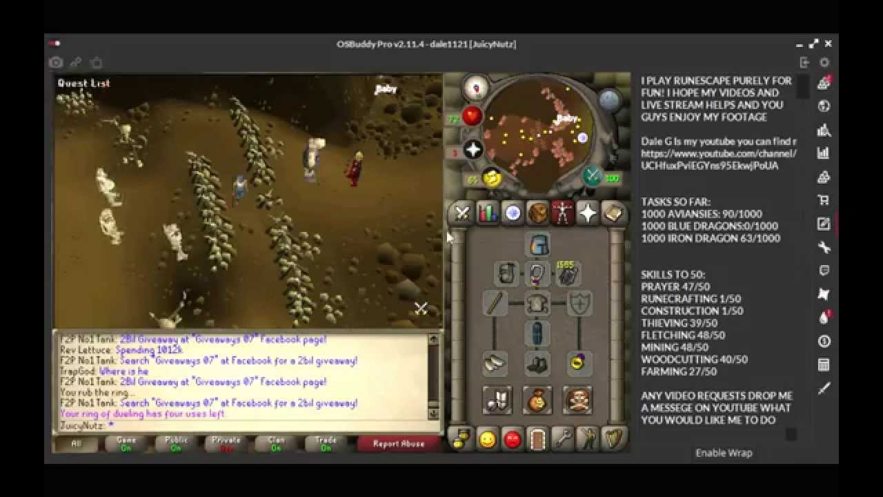 HOW TO BOT ON RUNESCAPE 07 CLUE