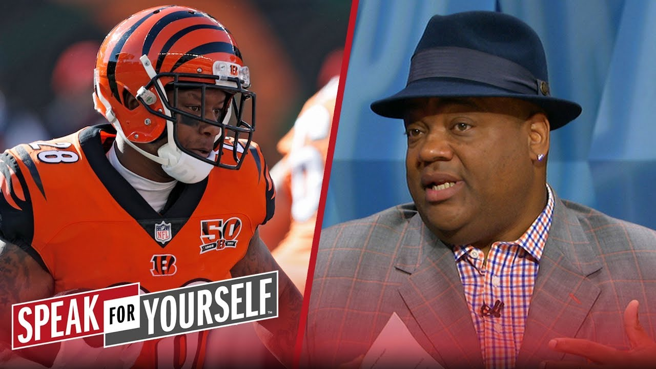 Whitlock on upside of Jackson and Mixon; Tomlin's coaching style | NFL | SPEAK FOR YOURSELF