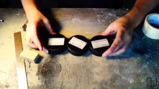 How To Make Jack Pad Adapters From Hockey Pucks