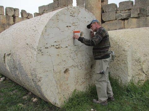 Baalbek Lebanon: Megaliths