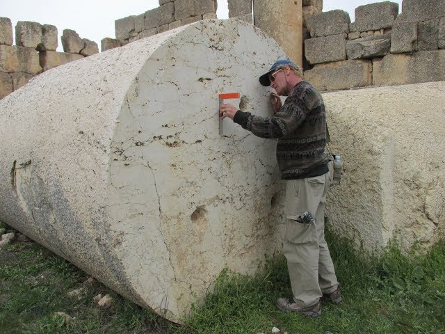 Baalbek Lebanon: Megaliths Of The Gods