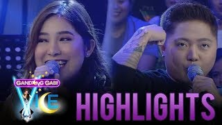 GGV: Moira Dela Torre and Jake Zyrus serenade Vice Ganda