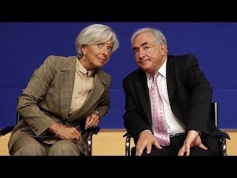 Франция против президента МВФ. Зачем Лагард помогла...