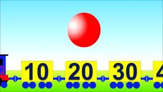 Развивающие мультики  Математика для малышей  Учимся считать десятками от 10 до 100 и обратно(Обучающие мультфильмы для детей Обучающие мультфильмы для малышей Развивающий мультфильм для детей от..., 2014-11-05T12:11:44.000Z)