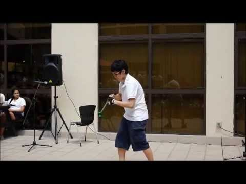 SAS Got Talent - Nicholas Chen