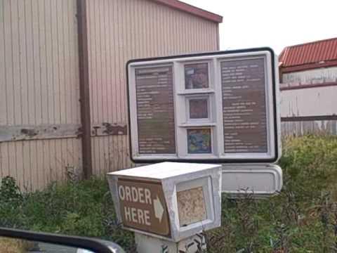 Adak, Alaska- abandoned McDonalds