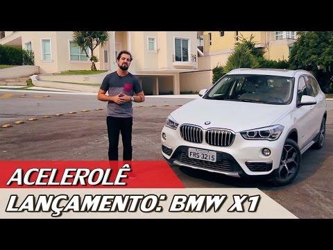 LANÇAMENTO: NOVO BMW X1 - ACELEROLÊ #2   ACELERADOS