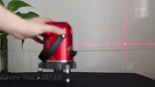 5 lines 6 point 360 rotary laser level