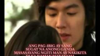 (RERECORDED) BOYS OVER FLOWERS - BECAUSE I'M STUPID TAGALOG