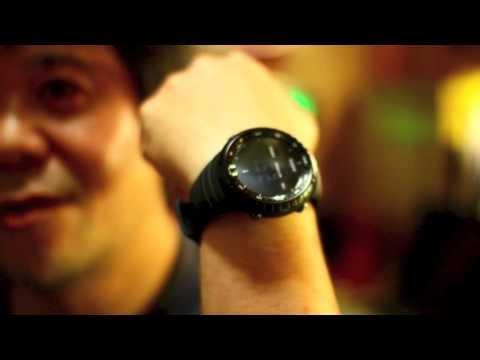 今一番カッコいい時計!SUUNTO CORE All Blackを買っちゃった!!