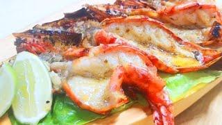Grilled Tiger Prawns  Easy Lemon Butter Prawns recipe  The Restaurants Food
