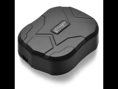Новейшая модель GPS трекера NEW TK-Star 5000+