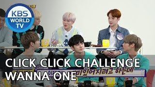Click Click Challenge: Wanna One [Happy Together/2018.11.29]