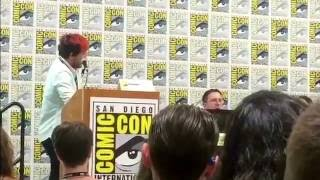 SDCC 2016 Keenspot/Red Giant panel hosted by Markiplier