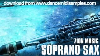 Saxophone Samples: Soprano Sax Vol 1