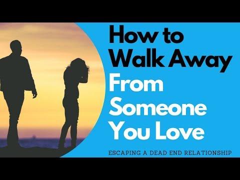 When To Walk Away From A Dead-end Relationship |  Allana Pratt, Dating Expert