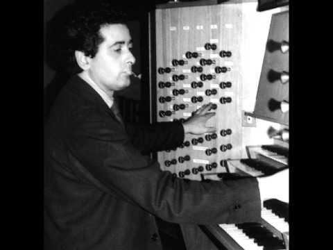 Pierre Vidal play Bach,  Hildesheim part 1