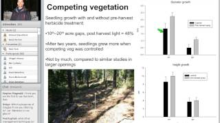 Gap-Based Silviculture in Mixed Conifer Forests - Rob York