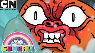 The Amazing World of Gumball | Eaten by an Alligator | Cartoon Network