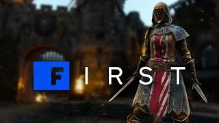 For Honor: Meet the Peacekeeper - IGN First