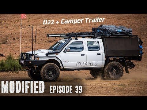 D22 Navara, Modified Episode 39