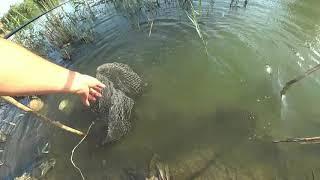 Рыбалка на карася часть 2