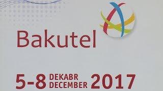 В Baku Expo Center начала работу 23-я международная выставка Bakutel 2017