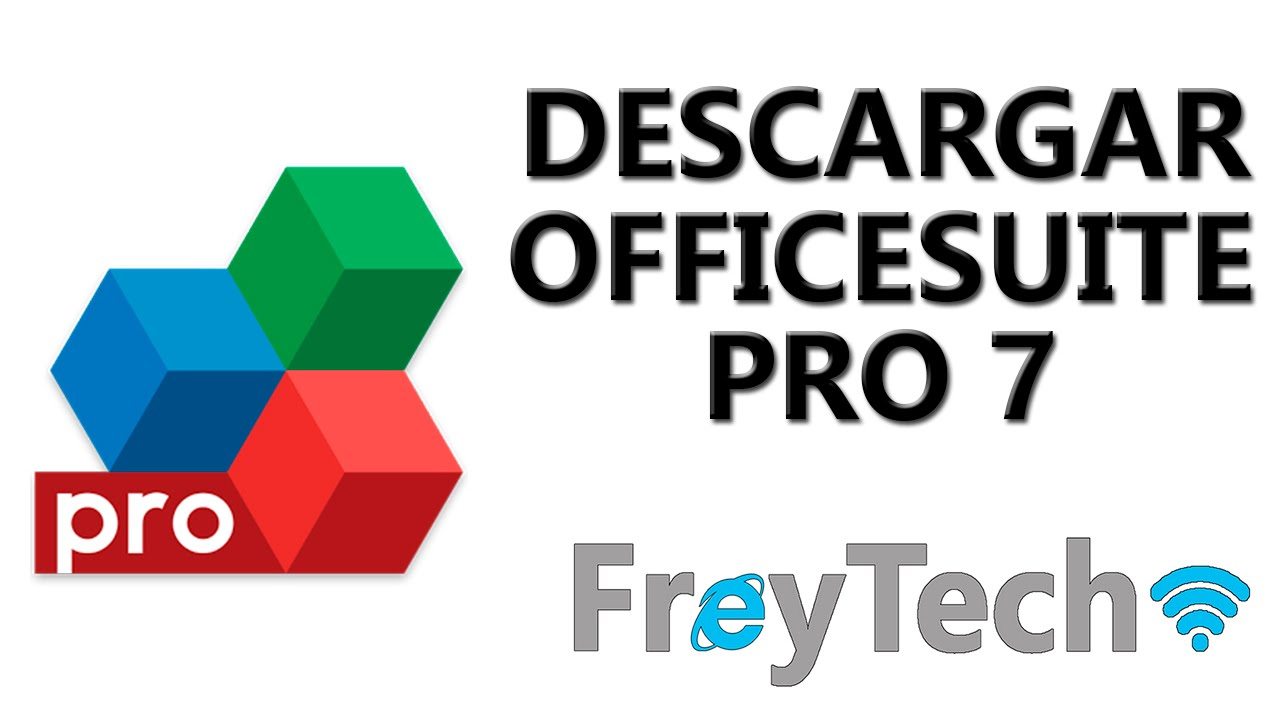 Download Office Suite Pro 6 Apk Cracked