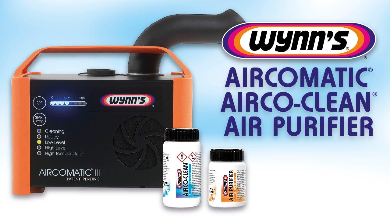 Aircomatic® III | Wynn's Europe