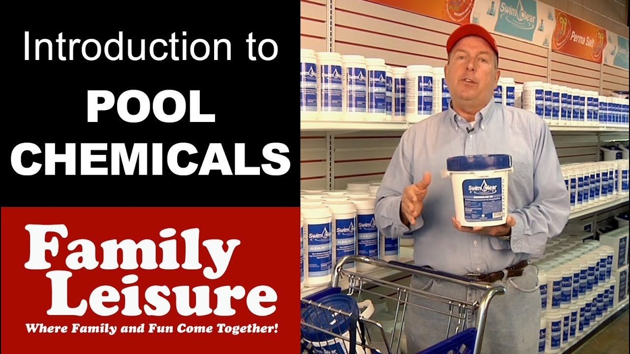 01 Introduction How To Use Pool Chemicals Swim Clear Pool Chemicals Pool Supplies Youtube