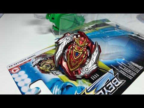 TURBO ACHILLES A4 от HASBRO / Бейблэйд Бёрст / Beyblade Burst