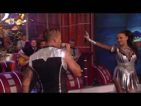 2 Unlimited - No Limit ( Live performance Bulgarian TV show)