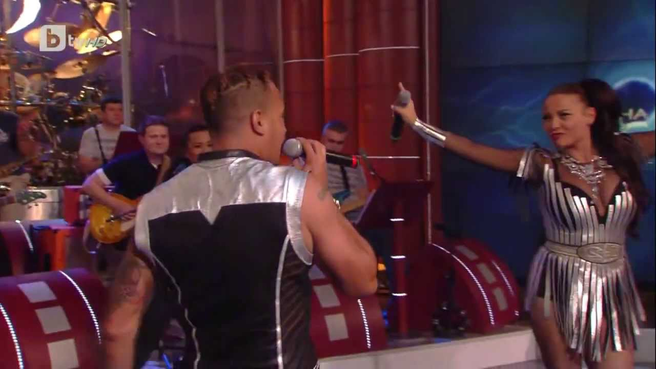 2 Unlimited No Limit Live Performance Bulgarian Tv Show Youtube