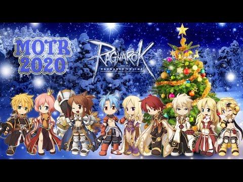 Ragnarok Online | Новый Год 2019 - 2020 | MOTR