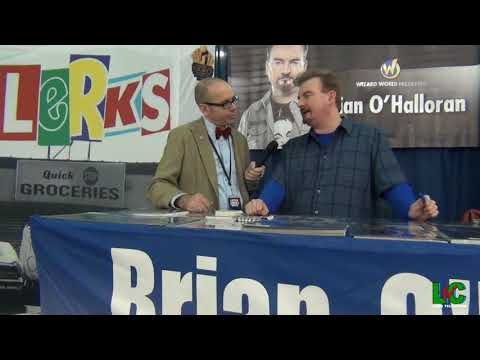 Lotus Comics meets Brian O'Halloran