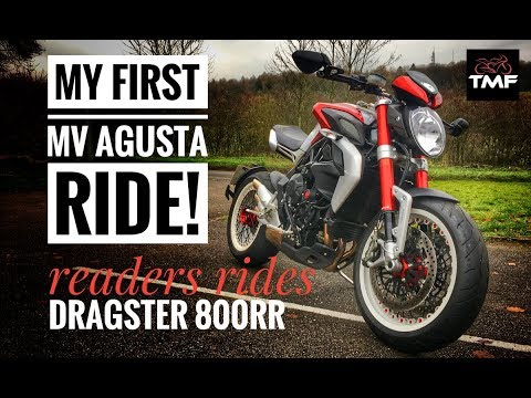 Readers Rides - MV Agusta Dragster 800RR Review