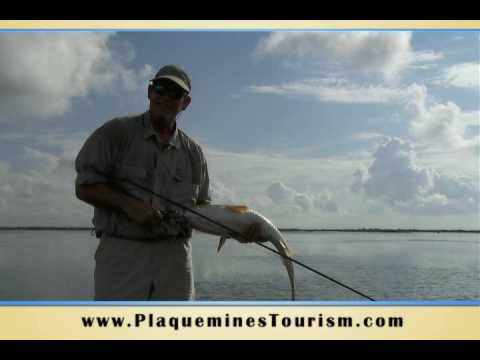 Bert Jones for Plaquemines Parish Tourism