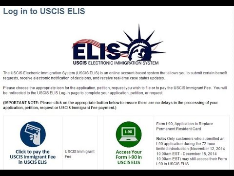 How to pay the USCIS Immigrant fee