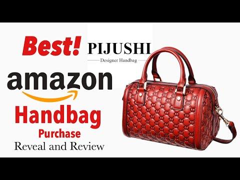 Best Amazon Handbag Purchase! | PIJUSHI Designer Bag