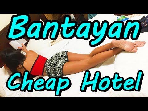 Cebu Philippines Best Destinations (Bantayan Cheap Hotel)