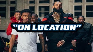 """[FREE] Roddy Ricch x Nipsey Hussle Type Beat 2019 """"On Location"""" 